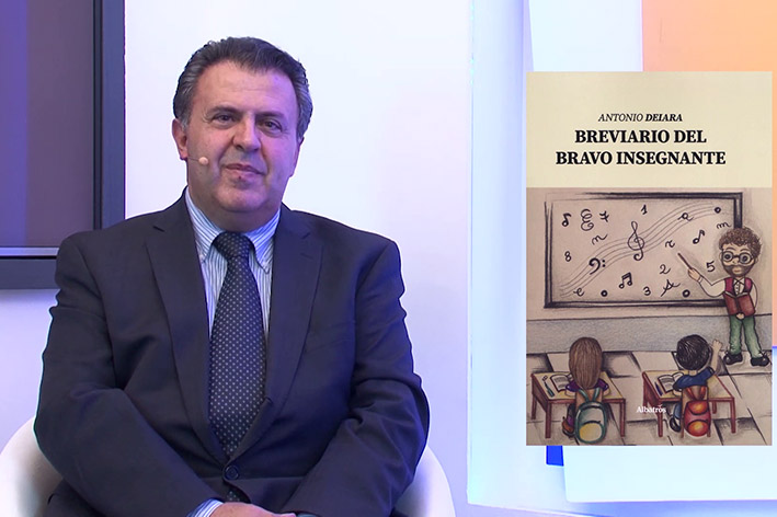 Antonio Deiara a Dieci Libri